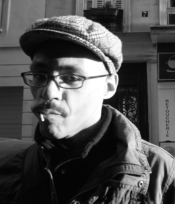 Victor LaValle author photo